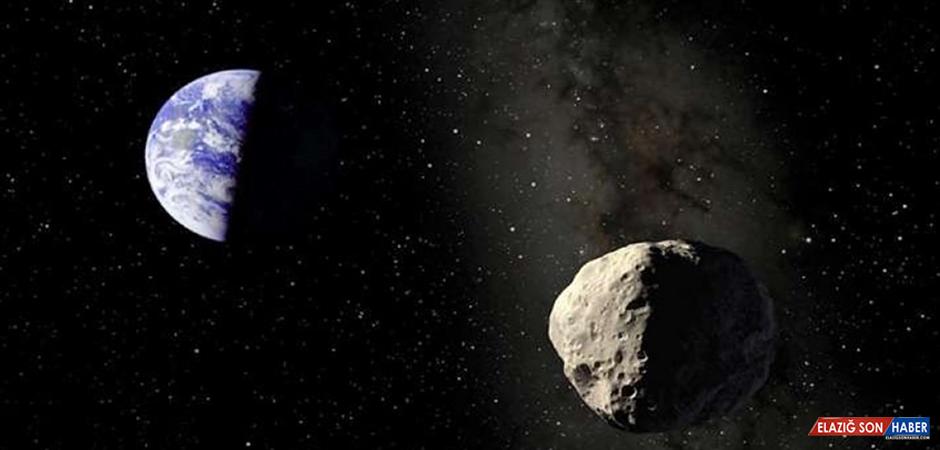 NASA, Dünya'ya Çarpacağı Duyurulan Göktaşı İle İlgili Açıklama Yaptı