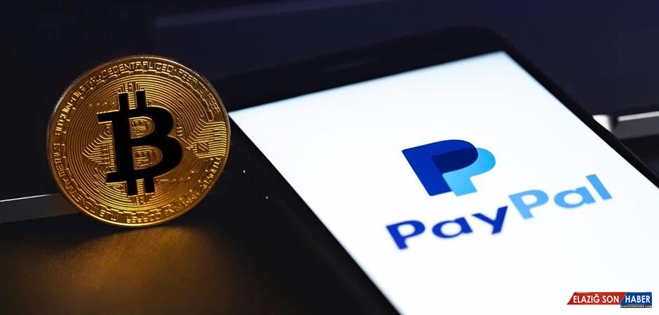 PayPal, Kripto Para İle Ödeme Kabul Etmeye Başladı