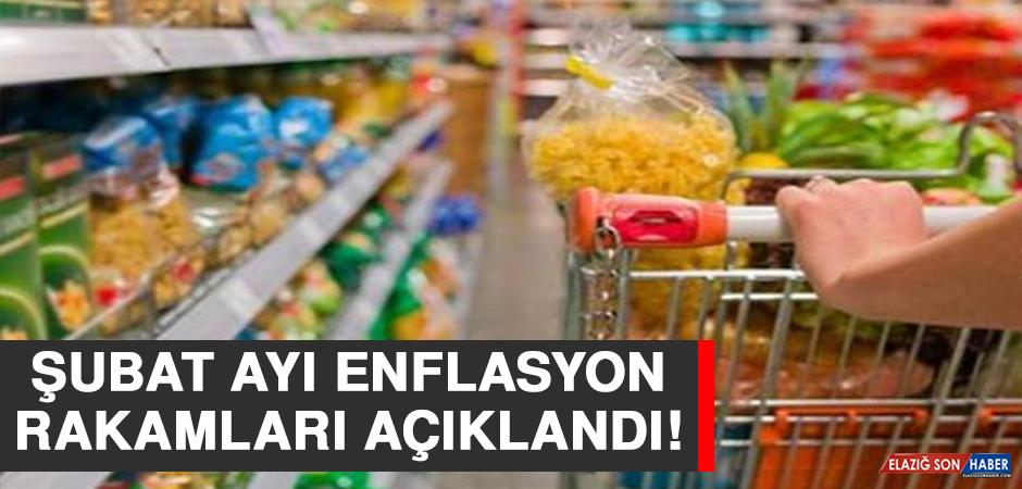 Şubat Ayı Enflasyon Rakamları Açıklandı!