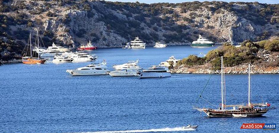 Yat Turizminde Bayram Rezervasyonları Yüzde 70'e Ulaştı