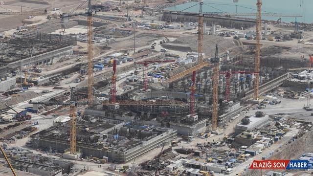 Akkuyu'da dördüncü ünitenin temeli 2022 başında atılacak