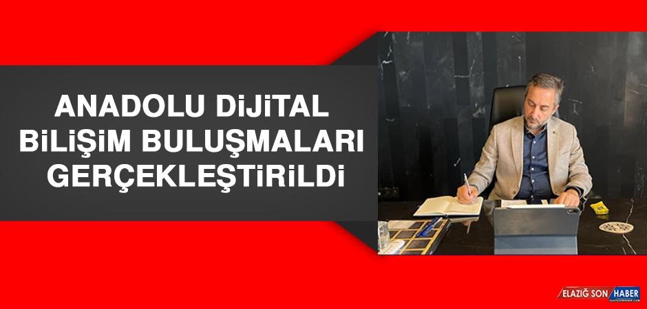 Anadolu Dijital Bilişim Buluşmaları Gerçekleştirildi