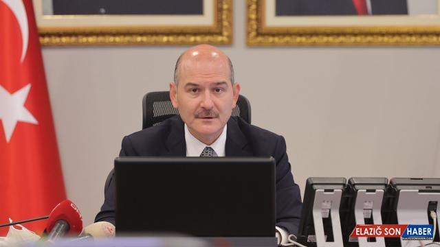 Bakan Soylu: Şehir giriş çıkışları ciddi şekilde kontrol altında olacak