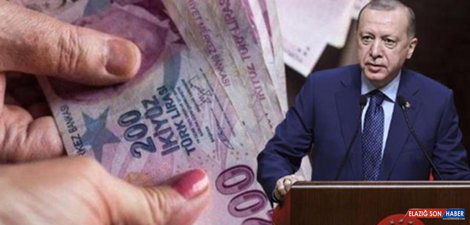 Cumhurbaşkanı Erdoğan duyurmuştu! İşte 'emekli ikramiyeleri' için 3 formül