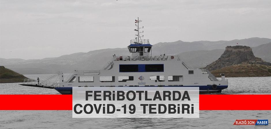 Feribotlarda Covid-19 Tedbiri