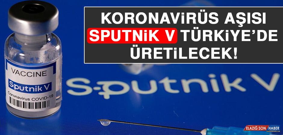 Koronavirüs Aşısı Sputnik V'nin Türkiye'de Üretimi İçin Anlaşma Sağlandı!