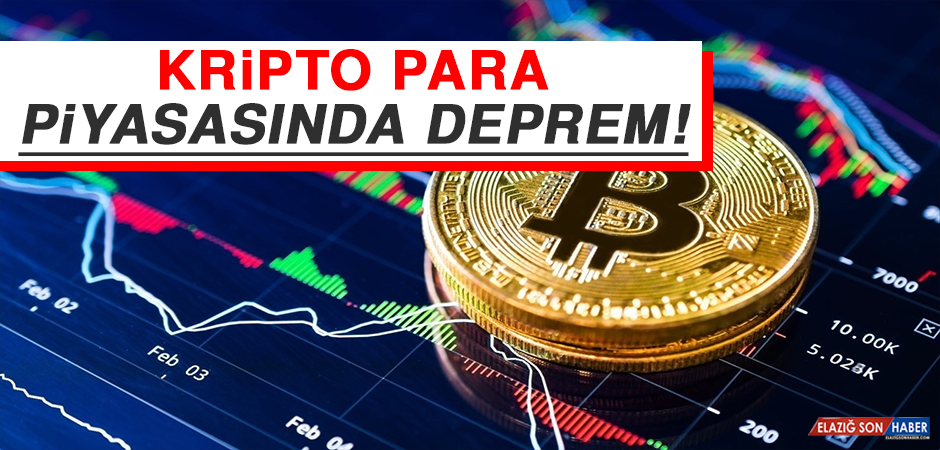 Kripto Para Piyasasında Deprem!