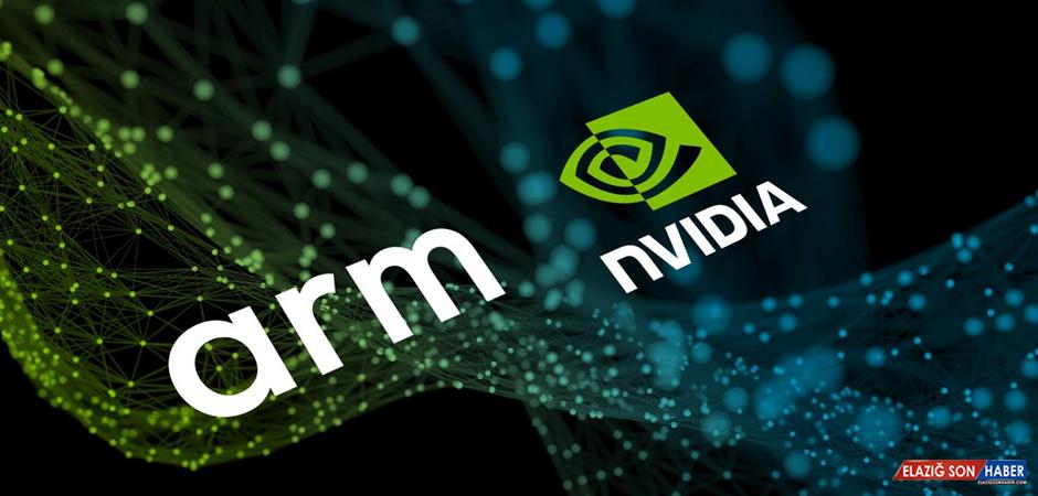 NVIDIA'nın ARM'yi 40 Milyar Dolara Satın Alması İncelemeye Takıldı