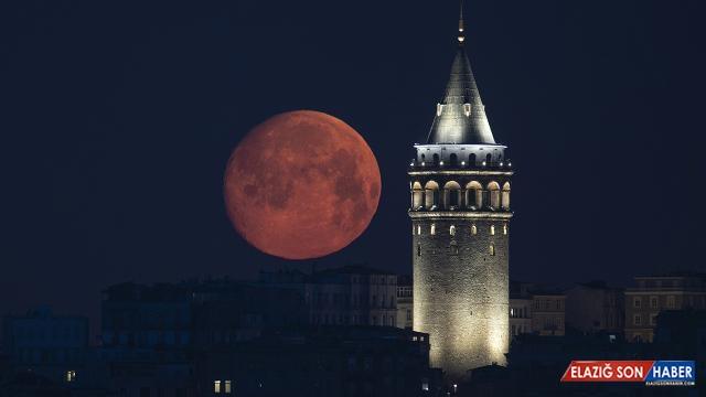 Süper Ay bu gece kendisini gösterecek