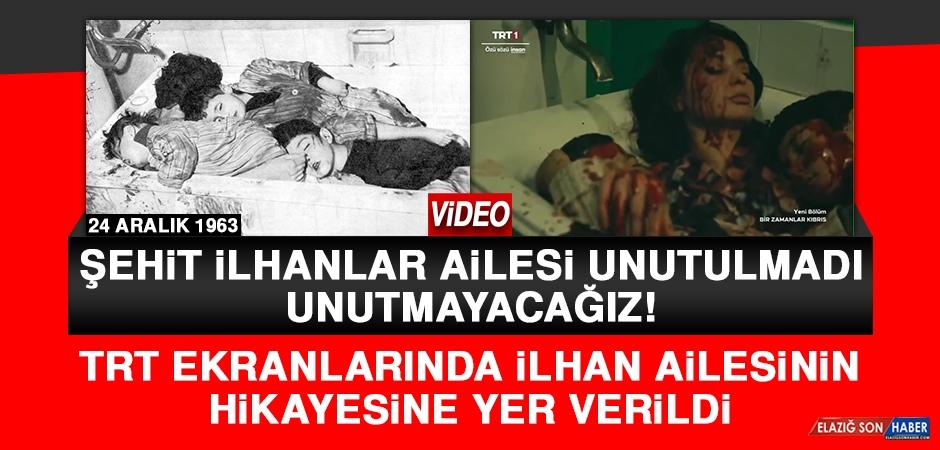 TRT Ekranlarında İlhan Ailesinin Hikayesine Yer Verildi