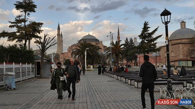 Türkiye, 2020 ve 2021'in ilk 2 ayında 17 milyon turist ağırladı