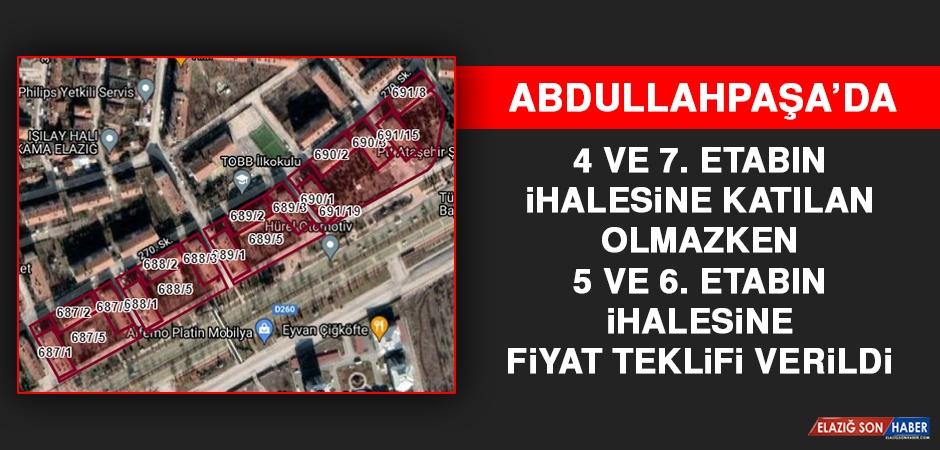 Abdullahpaşa'da 4 Etap İçin Kentsel Dönüşüm İhalesi Sonuçlandı