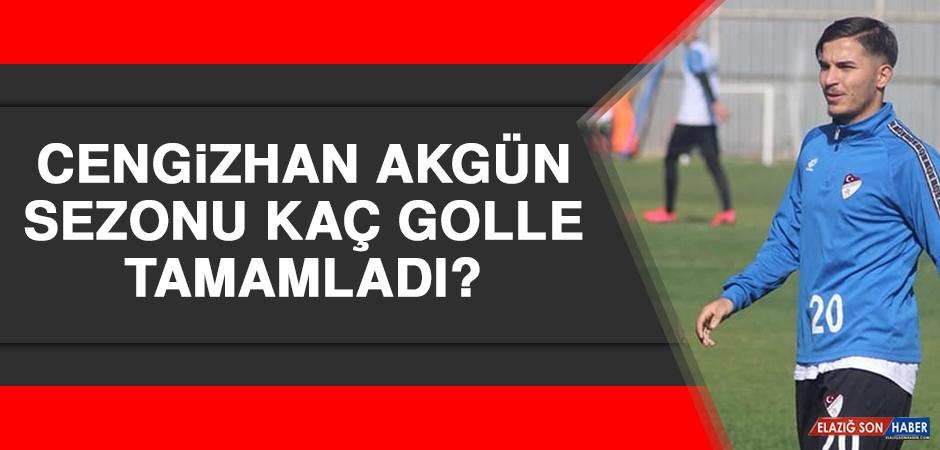 Cengizhan Akgün Sezonu Kaç Golle Tamamladı?