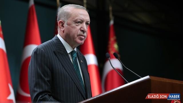Cumhurbaşkanı Erdoğan: Kıbrıs'ta müzakere süreci iki devlet arasında yürütülmeli