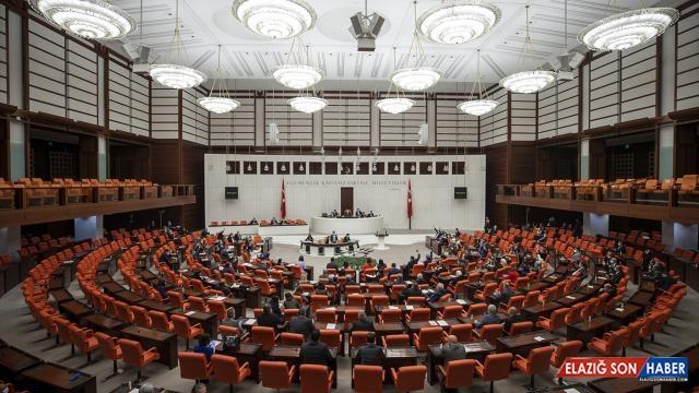 Ekonomiye İlişkin Yeni Torba Teklifi Meclis'te