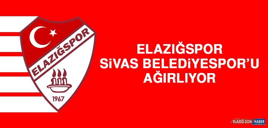 Elazığspor Sivas Belediyespor'u Ağırlıyor