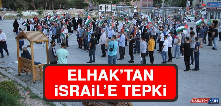 ELHAK'tan İsrail'e Tepki