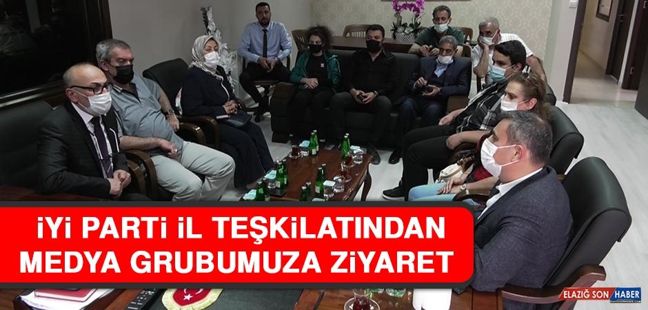 İYİ Parti İl Teşkilatından Medya Grubumuza Ziyaret