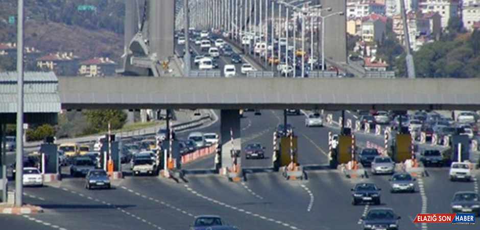 Ramazan Bayramında Köprü ve Otoyollar Ücretsiz Olacak
