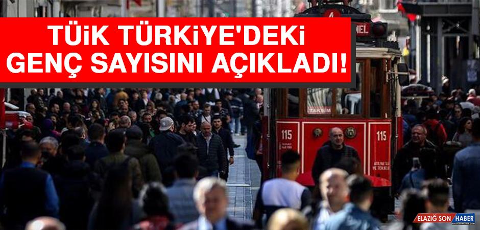 TÜİK Türkiye'deki Genç Sayısını Açıkladı!