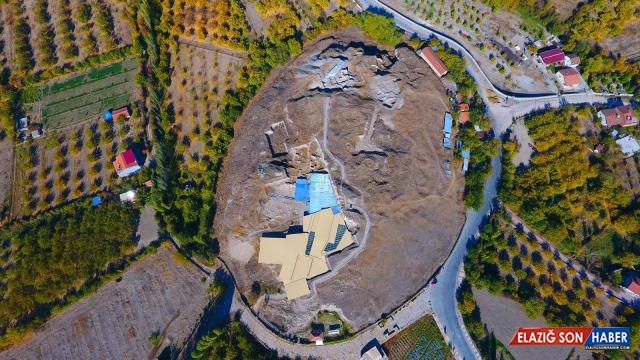 Arslantepe Höyüğü UNESCO Dünya Miras Listesi'ne girdi