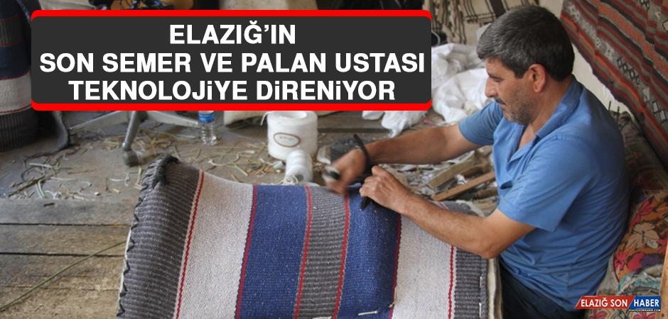 Elazığ'ın Son Semer ve Palan Ustası Teknolojiye Direniyor