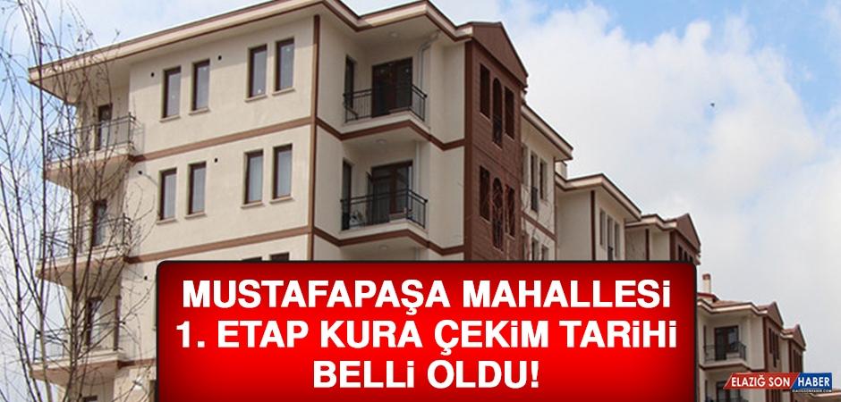 Mustafapaşa Mahallesi'nde İlk Kura Çekilişi Yapılacak