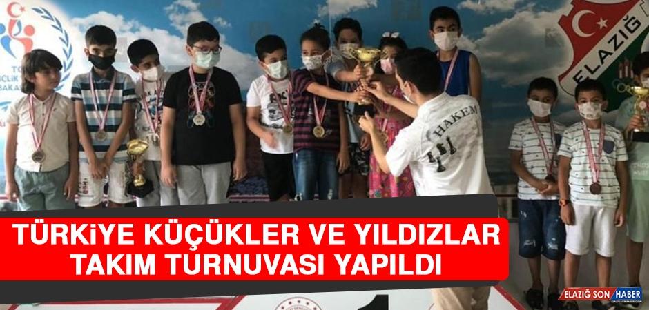 Türkiye Küçükler ve Yıldızlar Takım Turnuvası Yapıldı