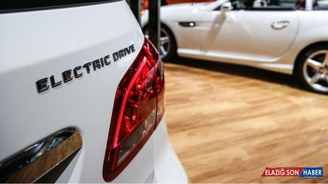 2032'ye kadar binek araçların yarısı elektrikli olacak