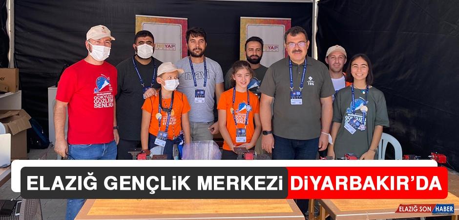 Elazığ Gençlik Merkezi Diyarbakır'da