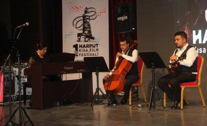 Elazığ'da 1'inci Harput Kısa Film Festivali başladı