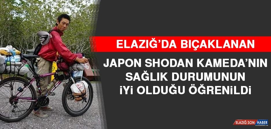 Elazığ'da Bıçaklanan Japon Shodan Kameda'nın Sağlık Durumunun İyi Olduğu Öğrenildi