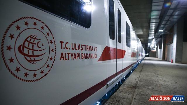 Havalimanı metrosunda testler kasımda başlıyor