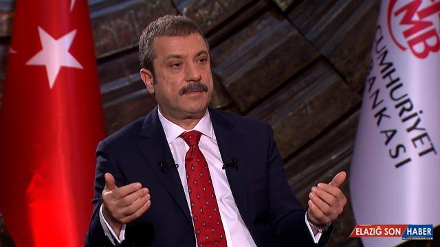 Kavcıoğlu: Merkez Bankası rezervleri 115-120 milyar dolar bandına geldi