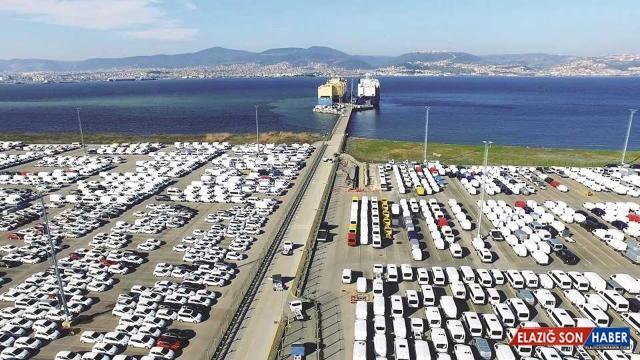 Otomotiv endüstrisinden 2,4 milyar dolarlık ihracat