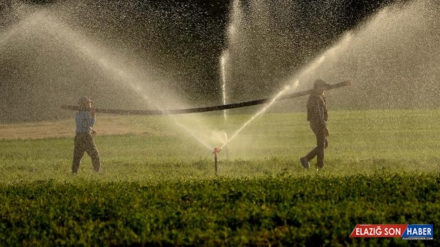 """""""Suya göre tarım"""" yapılacak"""