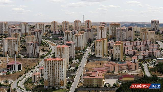 Türkiye'de ağustos ayında 141 bin 400 konut satıldı