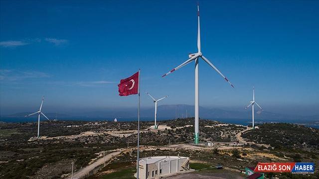 Türkiye'nin rüzgar enerjisi kurulu gücü 10 bin megavatı aştı