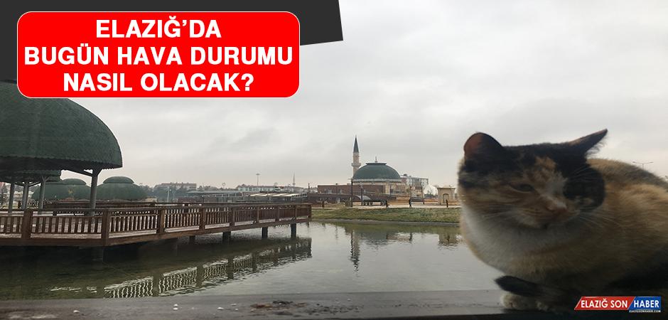 14 Ekim'de Elazığ'da Hava Durumu Nasıl Olacak?
