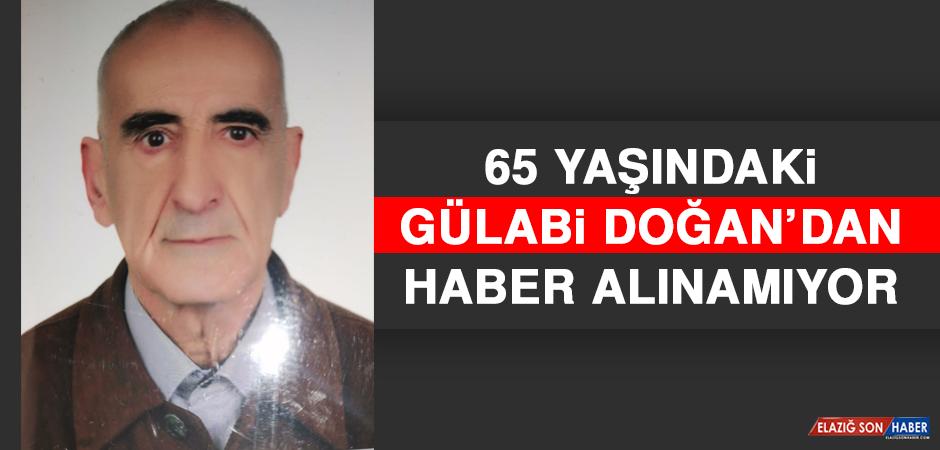 65 Yaşındaki Gülabi Doğan'dan Haber Alınamıyor