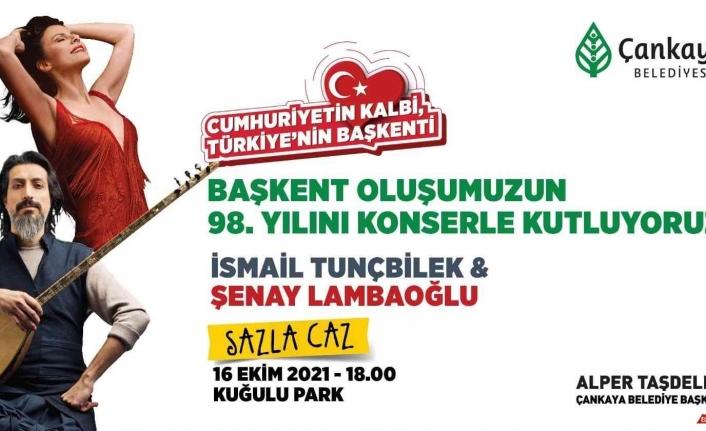 Ankara'nın başkent oluşunun 98. yıl dönümü festival tadında kutlanacak