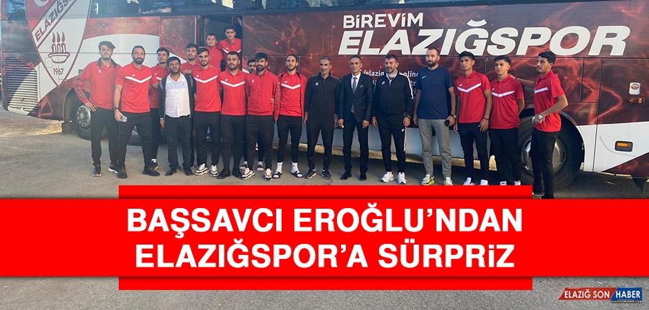 Başsavcı Eroğlu'ndan Elazığspor'a Sürpriz