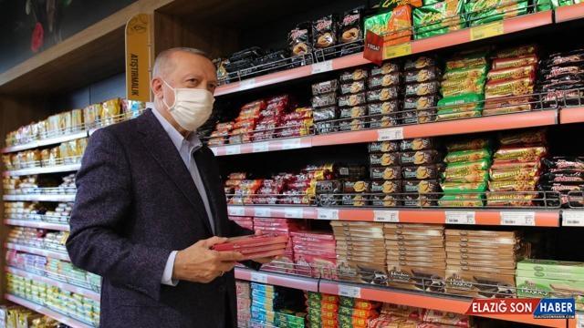 Cumhurbaşkanı Erdoğan: 1000'e yakın Tarım Kredi Kooperatifi marketi açılacak