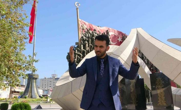 Devlet Bahçeli'ye memleketi Osmaniye'de ahde vefa