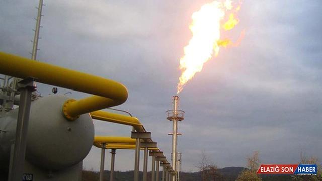 Doğal gaz ithalatı temmuzda arttı