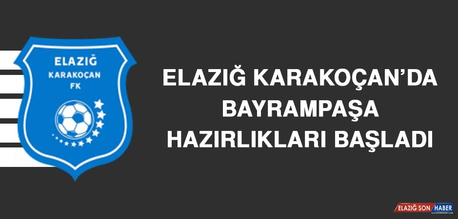 Elazığ Karakoçan'da Bayrampaşa Hazırlıkları Başladı