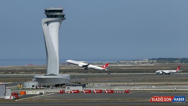 İstanbul Havalimanı sefer sayısıyla Avrupa 2'ncisi oldu