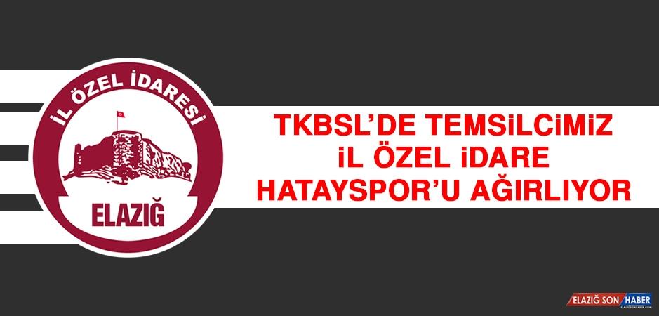 TKBSL'de Temsilcimiz İÖİ, Hatayspor'u Ağırlıyor