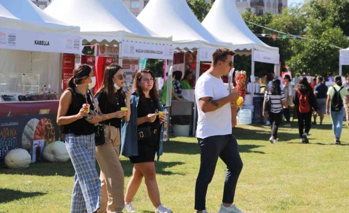 """""""Uluslararası Adana Lezzet Festivali"""" başladı"""