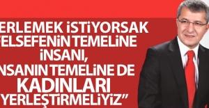 Milletvekili Serdar'dan Kadınlar Günü Mesajı